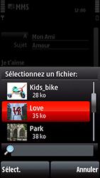 Nokia 5800 Xpress Music - MMS - envoi d'images - Étape 14