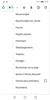 Huawei Mate 10 Pro Android Pie - Internet - Configuration manuelle - Étape 21