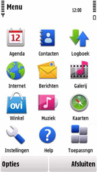 Nokia 5230 - bluetooth - aanzetten - stap 3