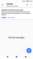 Sony Xperia XA2 - E-mails - Ajouter ou modifier votre compte Outlook - Étape 17