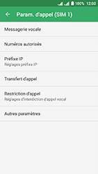 Acer Liquid Z6 Dual SIM - Messagerie vocale - configuration manuelle - Étape 7