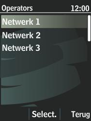 Nokia 301-1 - netwerk en bereik - gebruik in binnen- en buitenland - stap 8