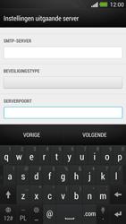 HTC One - e-mail - handmatig instellen - stap 14