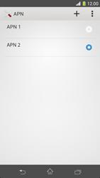 Sony Xperia Z1 Compact - Internet e roaming dati - Configurazione manuale - Fase 18
