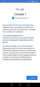 Huawei P Smart Z - E-mails - Ajouter ou modifier votre compte Gmail - Étape 10