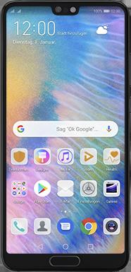 Huawei P20 - Android Pie - MMS - Manuelle Konfiguration - Schritt 16