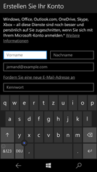 Microsoft Lumia 650 - Apps - Konto anlegen und einrichten - 9 / 20
