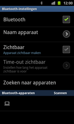 Samsung I8160 Galaxy Ace II - bluetooth - aanzetten - stap 7