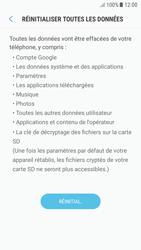 Samsung Galaxy A5 (2016) - Android Nougat - Téléphone mobile - Réinitialisation de la configuration d