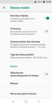 ZTE Blade V9 - Réseau - Activer 4G/LTE - Étape 9