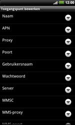 HTC A9191 Desire HD - Internet - handmatig instellen - Stap 8