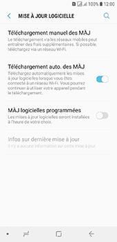 Samsung Galaxy J6 - Aller plus loin - Mettre à jour le logiciel interne de votre mobile - Étape 6