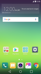 LG G5 SE (H840) - mms - wordt niet ondersteund - stap 1
