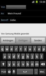 Samsung I8160 Galaxy Ace 2 - E-Mail - E-Mail versenden - Schritt 8