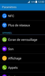 Samsung G357 Galaxy Ace 4 - Réseau - Changer mode réseau - Étape 4