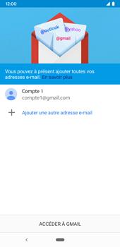 Google Pixel 3a - E-mails - Ajouter ou modifier votre compte Gmail - Étape 12