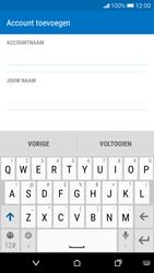 HTC Desire 626 - e-mail - handmatig instellen - stap 17