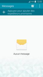 Samsung Galaxy A3 (A300FU) - Contact, Appels, SMS/MMS - Envoyer un SMS - Étape 4