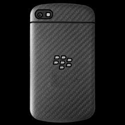 BlackBerry Q10 - SIM-Karte - Einlegen - Schritt 2