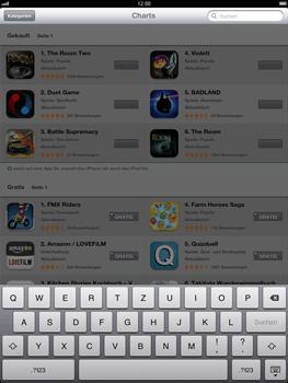Apple iPad 3 - Apps - Herunterladen - Schritt 9