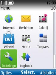 Nokia C2-01 - Netwerk - gebruik in het buitenland - Stap 6