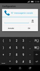 HTC Desire 320 - Messagerie vocale - Configuration manuelle - Étape 13