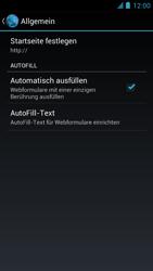 Alcatel One Touch Idol - Internet und Datenroaming - manuelle Konfiguration - Schritt 26