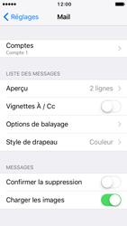 Apple iPhone 5s iOS 10 - E-mail - configuration manuelle - Étape 15