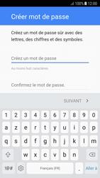 Samsung A320F Galaxy A3 (2017) - Android Nougat - Applications - Créer un compte - Étape 12