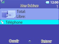 Bouygues Telecom Bc 311 - Contact, Appels, SMS/MMS - Envoyer un MMS - Étape 9