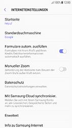 Samsung Galaxy J3 (2017) - Internet und Datenroaming - Manuelle Konfiguration - Schritt 29
