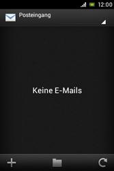 Sony Xperia E - E-Mail - Konto einrichten - Schritt 4