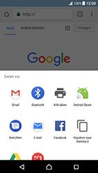 Sony Xperia XZ Premium - Internet - hoe te internetten - Stap 21