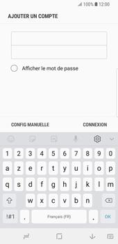 Samsung Galaxy S9 - E-mail - Configuration manuelle - Étape 8