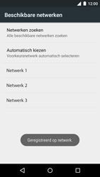 Motorola Moto G 3rd Gen. (2015) - Netwerk - Handmatig netwerk selecteren - Stap 13