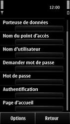 Nokia 500 - Internet - configuration manuelle - Étape 14