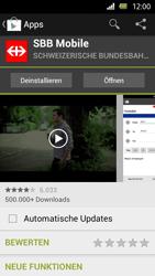 Sony Xperia U - Apps - Installieren von Apps - Schritt 24