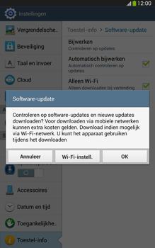 Samsung T315 Galaxy Tab 3 8-0 LTE - Software updaten - Update installeren - Stap 7