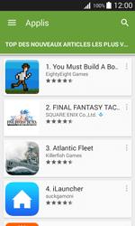 Samsung Galaxy Trend 2 Lite - Applications - Télécharger une application - Étape 10