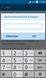 Samsung J100H Galaxy J1 - SMS - Manuelle Konfiguration - Schritt 8