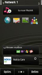 Nokia E7-00 - netwerk en bereik - gebruik in binnen- en buitenland - stap 11
