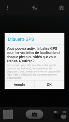 Bouygues Telecom Ultym 5 - Photos, vidéos, musique - Créer une vidéo - Étape 3
