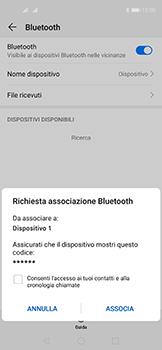 Huawei Nova 5T - Bluetooth - Collegamento dei dispositivi - Fase 7