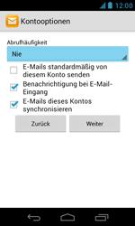 BASE Lutea 3 - E-Mail - Konto einrichten - Schritt 17