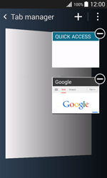 Samsung J100H Galaxy J1 - Internet - Internet browsing - Step 12