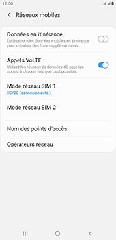 Samsung Galaxy J6 Plus - Réseau - activer 4G - Étape 6