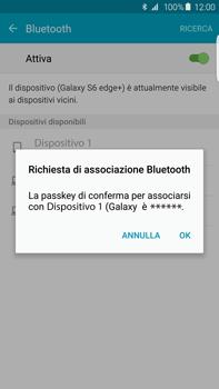 Samsung Galaxy S6 edge+ (G928F) - Bluetooth - Collegamento dei dispositivi - Fase 7