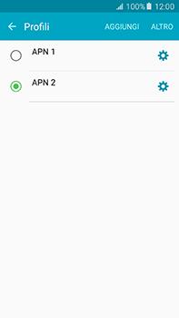 Samsung Galaxy A8 - Internet e roaming dati - Configurazione manuale - Fase 17