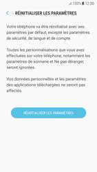 Samsung A320F Galaxy A3 (2017) - Android Nougat - Appareil - Réinitialisation de la configuration d