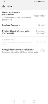 Huawei P Smart Z - Internet et connexion - Utiliser le mode modem par USB - Étape 6